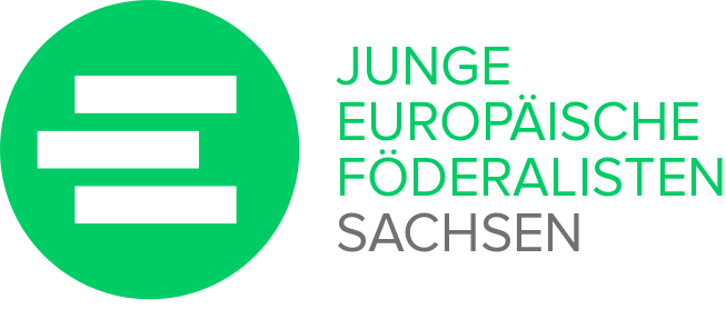 JEF Sachsen | Teil der JEF Deutschland. Part of the Young European Federalists.